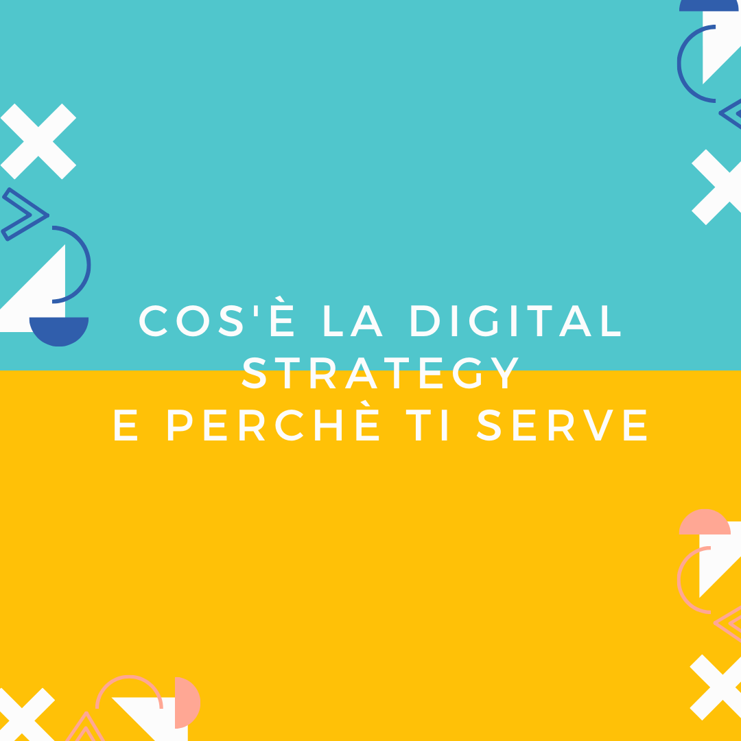 cos'è digital strategy