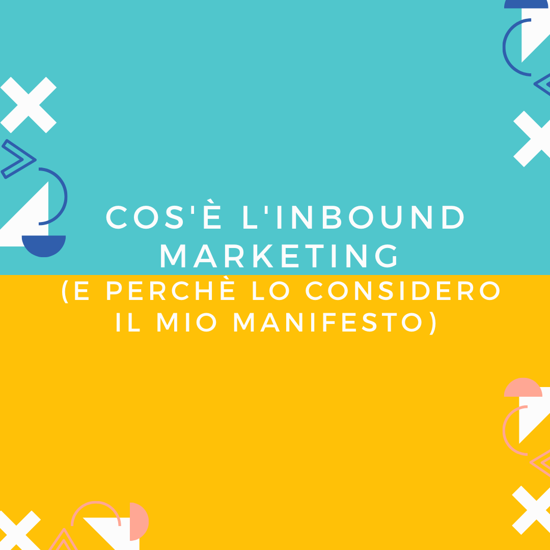 cos'è inbound marketing